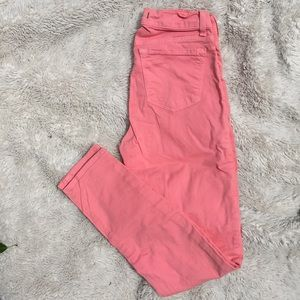 Coral J Brand jeans